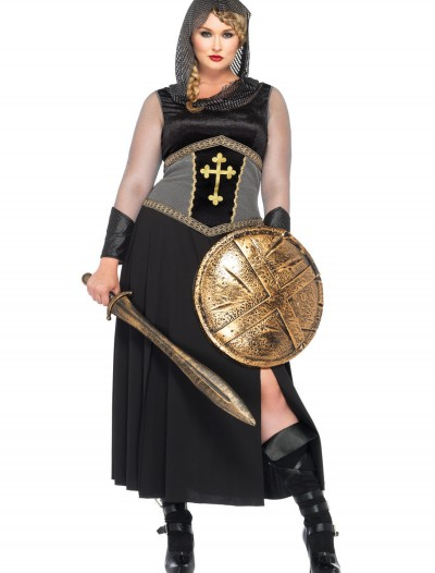 Plus Size Joan of Arc, halloween costume (Plus Size Joan of Arc)
