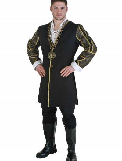 Plus Size King Henry VIII Costume, halloween costume (Plus Size King Henry VIII Costume)