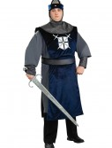 Plus Size Knight of the Round Table Costume, halloween costume (Plus Size Knight of the Round Table Costume)