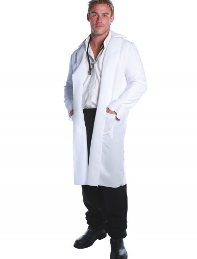 Plus Size Lab Coat, halloween costume (Plus Size Lab Coat)