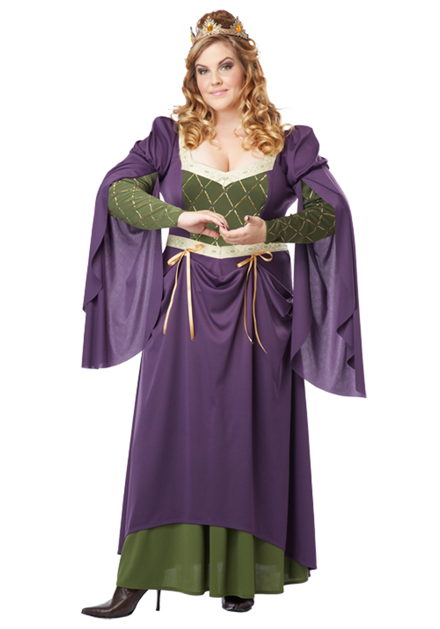 Plus size lady in waiting costume halloween costumes for Plus size hocus pocus shirt