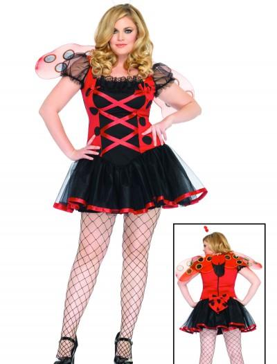 Plus Size Ladybug Costume, halloween costume (Plus Size Ladybug Costume)