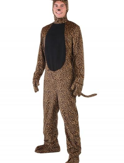 Plus Size Leopard Costume, halloween costume (Plus Size Leopard Costume)