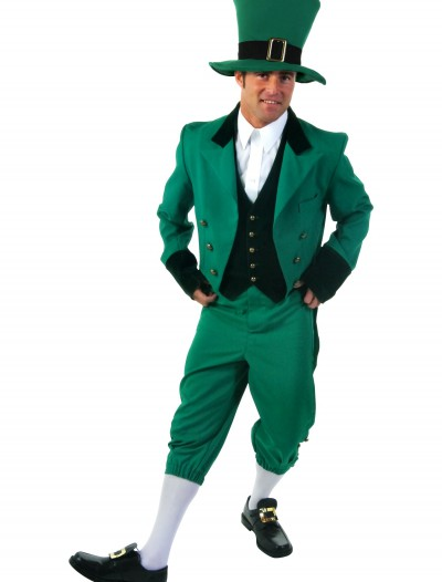 Plus Size Leprechaun Costume, halloween costume (Plus Size Leprechaun Costume)