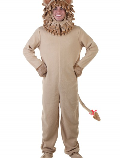 Plus Size Lion Costume, halloween costume (Plus Size Lion Costume)