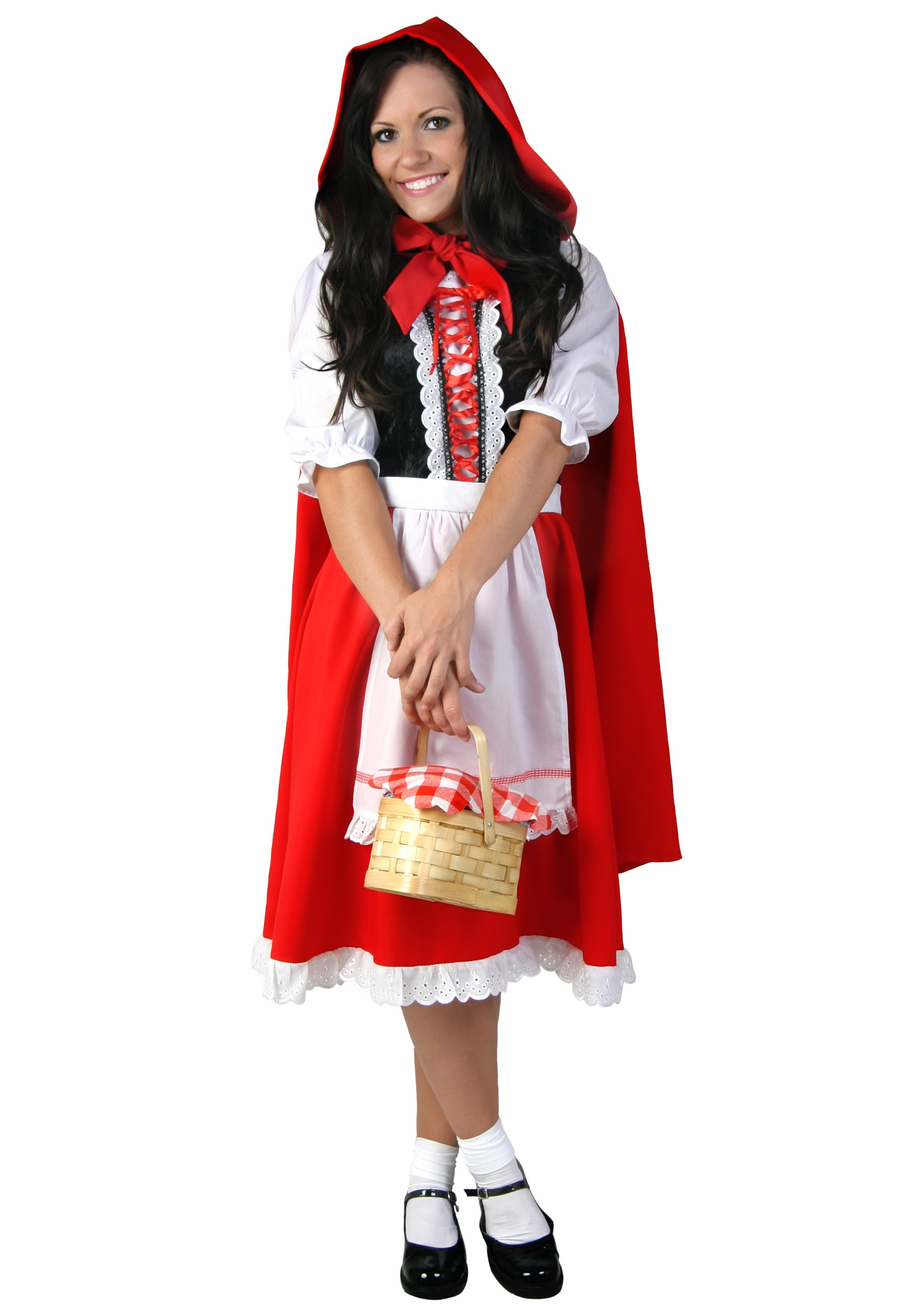Plus Size Little Red Riding Hood Costume - Halloween Costumes a0bd86bea