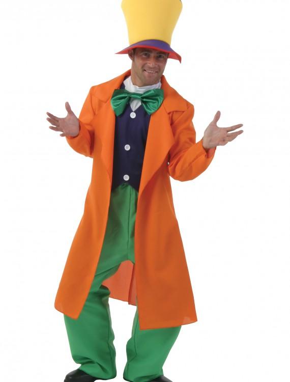 Plus Size Mad Hatter Costume, halloween costume (Plus Size Mad Hatter Costume)