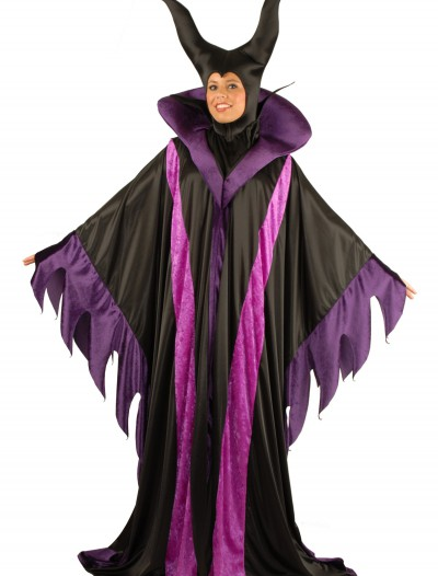 Plus Size Magnificent Witch Costume, halloween costume (Plus Size Magnificent Witch Costume)