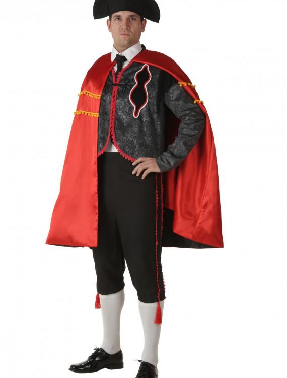 Plus Size Matador Costume, halloween costume (Plus Size Matador Costume)