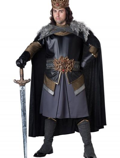 Plus Size Medieval King Costume, halloween costume (Plus Size Medieval King Costume)