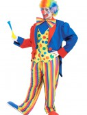 Plus Size Mens Clown Costume, halloween costume (Plus Size Mens Clown Costume)