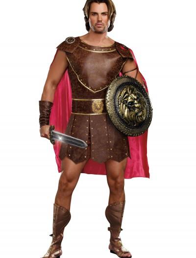 Plus Size Men's Hercules Costume, halloween costume (Plus Size Men's Hercules Costume)