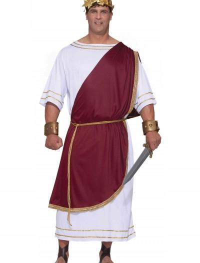 Plus Size Mighty Caesar Costume, halloween costume (Plus Size Mighty Caesar Costume)