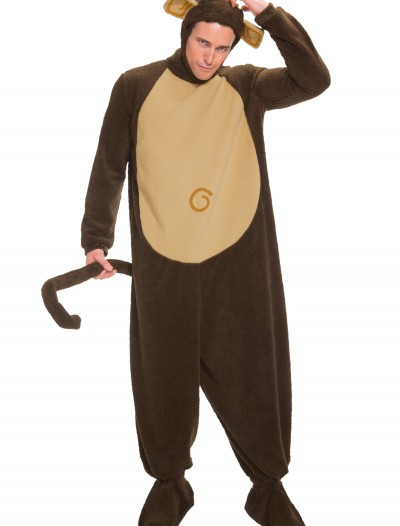 Plus Size Monkey Costume, halloween costume (Plus Size Monkey Costume)