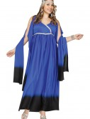 Plus Size Moon Goddess Costume, halloween costume (Plus Size Moon Goddess Costume)