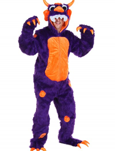 Plus Size Morris the Monster Costume, halloween costume (Plus Size Morris the Monster Costume)
