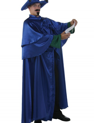 Plus Size Munchkin Coroner Costume, halloween costume (Plus Size Munchkin Coroner Costume)