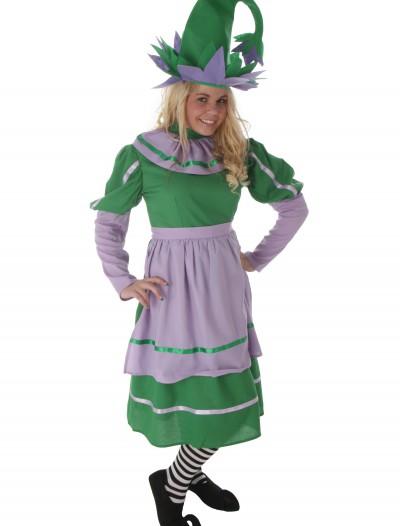 Plus Size Munchkin Girl Costume, halloween costume (Plus Size Munchkin Girl Costume)