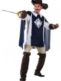 Plus Size Musketeer Costume, halloween costume (Plus Size Musketeer Costume)