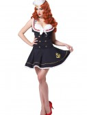 Plus Size Nautical Doll Costume, halloween costume (Plus Size Nautical Doll Costume)