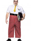 Plus Size Nerd Costume, halloween costume (Plus Size Nerd Costume)
