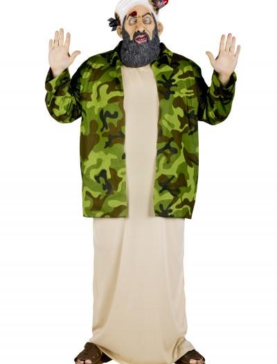 Plus Size Osama Bin Laden Costume, halloween costume (Plus Size Osama Bin Laden Costume)