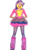 Plus Size Party Monster Costume, halloween costume (Plus Size Party Monster Costume)