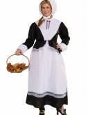 Plus Size Pilgrim Woman Costume, halloween costume (Plus Size Pilgrim Woman Costume)