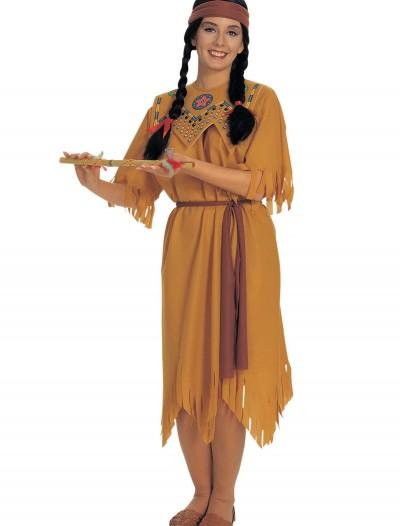 Plus Size Pocahontas Costume, halloween costume (Plus Size Pocahontas Costume)