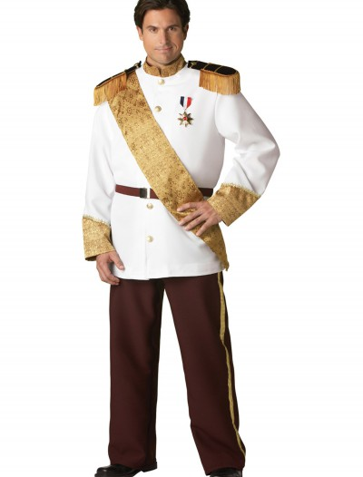 Plus Size Prince Charming Costume, halloween costume (Plus Size Prince Charming Costume)