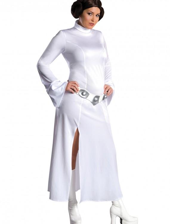 Plus Size Princess Leia Costume, halloween costume (Plus Size Princess Leia Costume)
