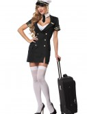 Plus Size Ready for Take Off Pilot Costume, halloween costume (Plus Size Ready for Take Off Pilot Costume)