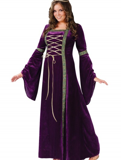 Plus Size Renaissance Lady Costume, halloween costume (Plus Size Renaissance Lady Costume)