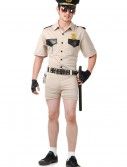 Plus Size Reno Cop Costume, halloween costume (Plus Size Reno Cop Costume)