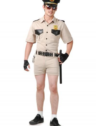 Plus Size Reno Cop Costume, halloween costume (Plus Size Reno Cop Costume)