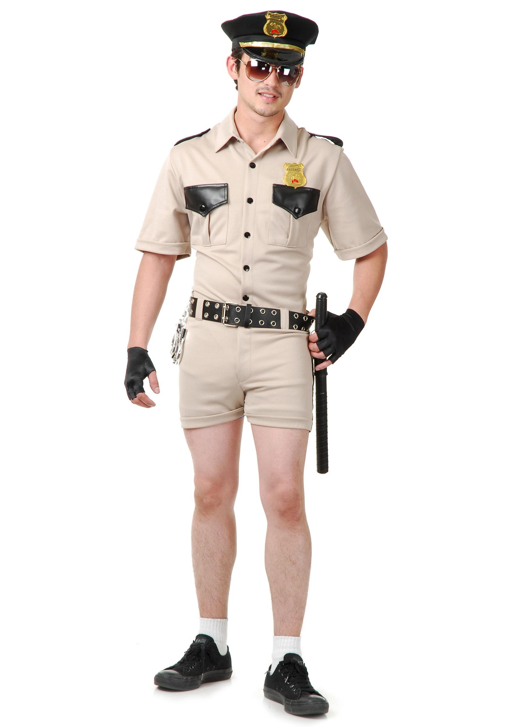 plus size reno cop costume - halloween costumes