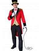 Plus Size Ringmaster Costume, halloween costume (Plus Size Ringmaster Costume)