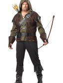 Plus Size Robin Hood Costume, halloween costume (Plus Size Robin Hood Costume)