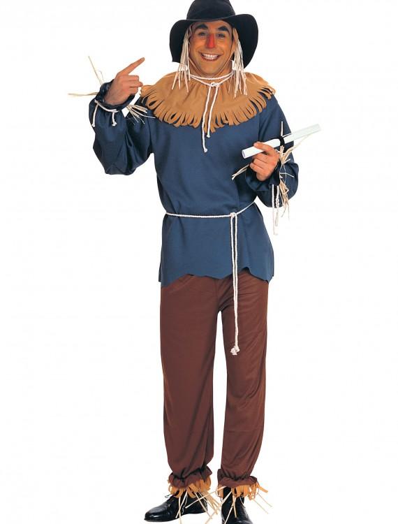 Plus Size Scarecrow Costume, halloween costume (Plus Size Scarecrow Costume)