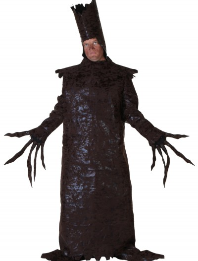 Plus Size Scary Tree Costume, halloween costume (Plus Size Scary Tree Costume)