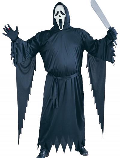 Plus Size Scream Costume, halloween costume (Plus Size Scream Costume)
