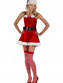 Plus Size Sexy Mrs Claus Costume, halloween costume (Plus Size Sexy Mrs Claus Costume)