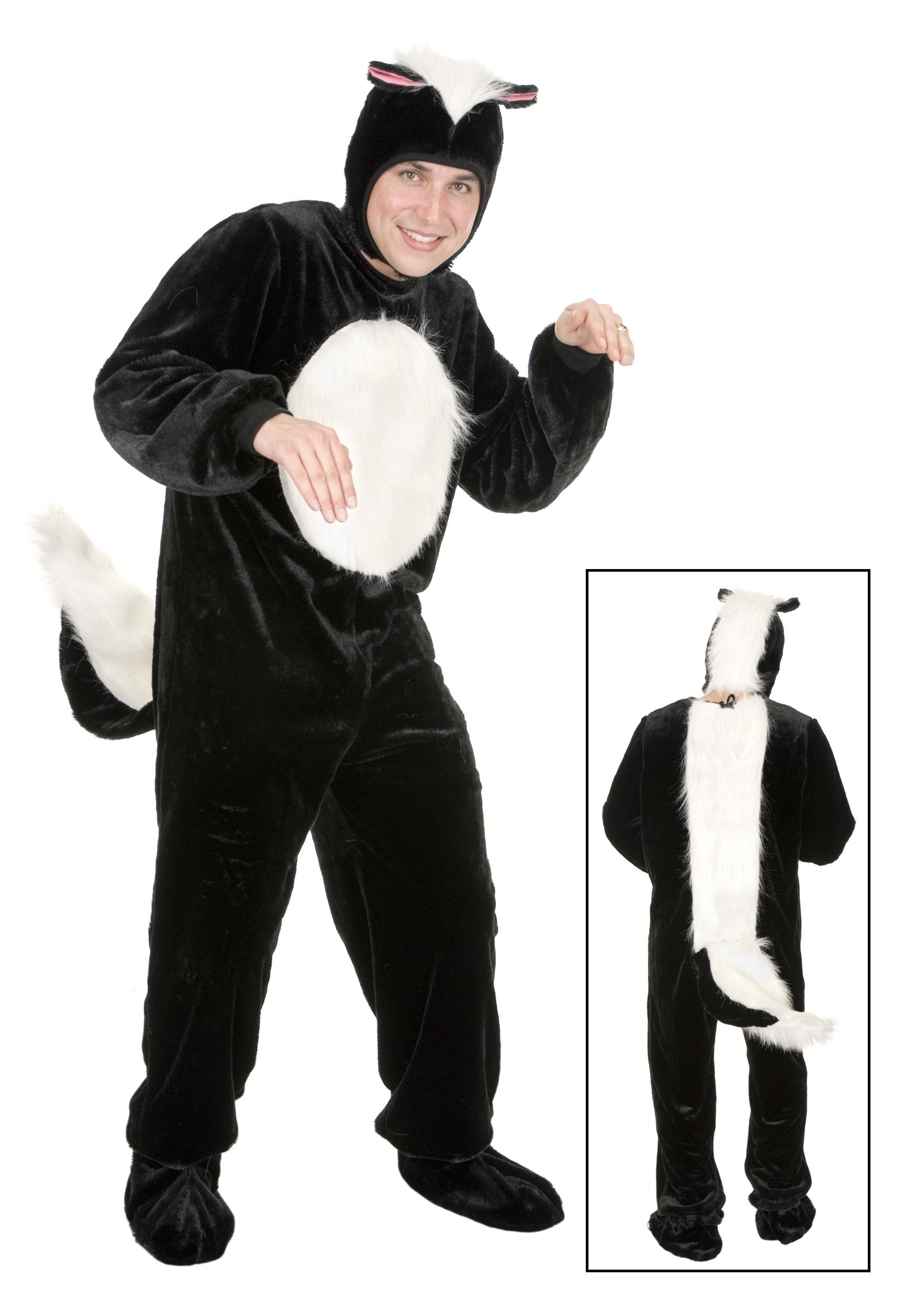 plus size skunk costume - halloween costumes