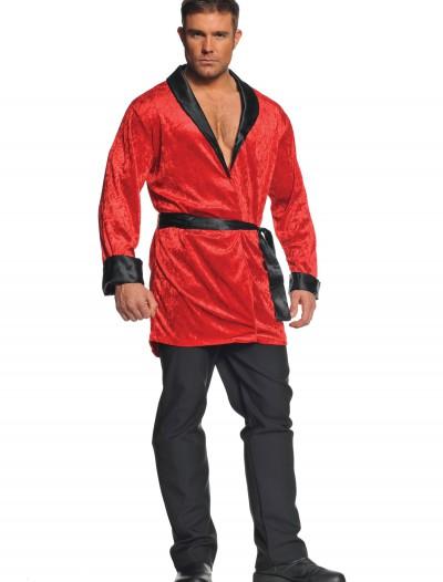 Plus Size Smoking Jacket, halloween costume (Plus Size Smoking Jacket)