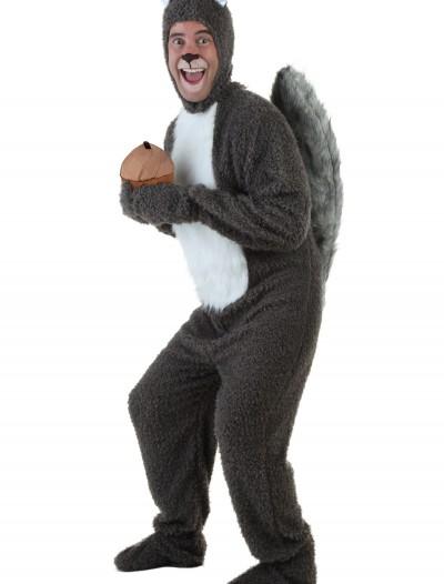 Plus Size Squirrel Costume, halloween costume (Plus Size Squirrel Costume)