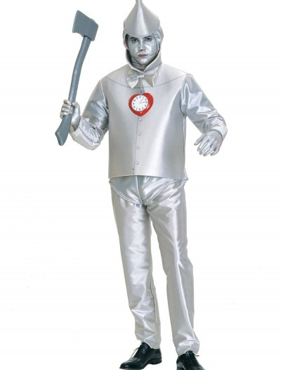 Plus Size Tin Man Costume, halloween costume (Plus Size Tin Man Costume)