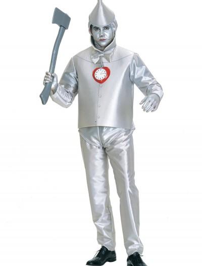 Plus Size Tin Man Costume, halloween costume (Plus Size Tin Man Costume)
