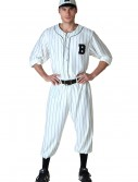 Plus Size Vintage Baseball Player, halloween costume (Plus Size Vintage Baseball Player)