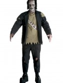 Plus Size Vintage Monster Costume, halloween costume (Plus Size Vintage Monster Costume)