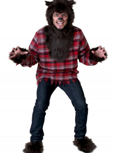 Plus Size Werewolf Costume, halloween costume (Plus Size Werewolf Costume)